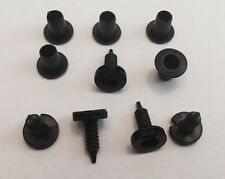 Jaguar XJ8 XJR X308 Door Card Trim gromit X5 Fastener Clip Set Clips X5 New