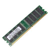 4GB Kit (4x 1GB) PC-3200 DDR1-400MHz Desktop Memory 184pin Non-ECC DIMM Ram ARL2