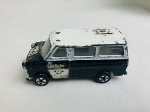 Vintage Zylmex Dyna Mights Hong Kong P335 Ford Transit Very Used Condition