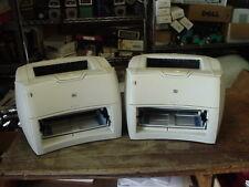 2 HP Laserjet 1300 Laser Printers Refurbished with warranty