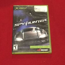 Original Microsoft XBox Video Game Spy Hunter Rated T