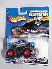 Hot Wheels 2002-03 Monster Jam 1:64 Series #B1294 Hot Wheels Ford F-150 Blue