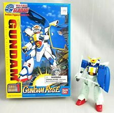 Mobile Fighter Gundam Action Figure Gundam Rose 1994 Bandai Made in Japan