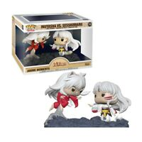 INUYASHA - ANIME MOMENTS - INUYASHA VS SESSHOMARU - 772 - FUNKO POP !