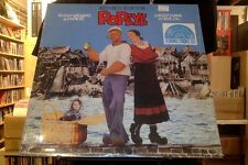 Harry Nilsson Popeye OST LP sealed vinyl soundtrack RSD Black Friday