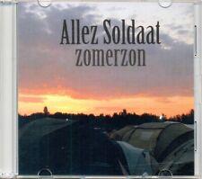 ALLEZ SOLDAAT - Zomerzon 2TR DUTCH ACETATE PROMO CD 2010 / Bjorn van der Doelen