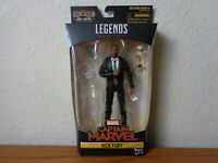 Marvel Legends Nick Fury Captain Marvel Wave - No Kree Sentry BAF
