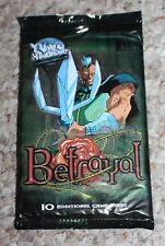 Yu Yu Hakusho Ghost Files Betrayal Booster Pack NEW Sealed