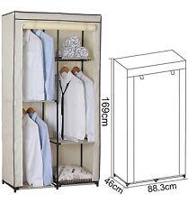 Faltschrank Kleiderschrank Garderobenschrank Campingschrank Stoffschrank #173