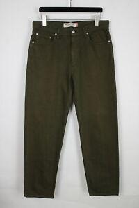Levi Strauss & Co.550 Relaxed Fit Herren W36/L34 Grün Regular Jeans 36124-GS