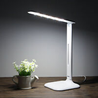 Touch Sensor Foldable Dimmable LED Night Light Bedside Desk Reading Lamp