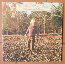 LP THE ALLMAN BROTHERS BROTHERS AND SISTERS   1973