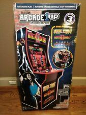 Arcade1Up 4ft Mortal Kombat Arcade Machine New Sealed Arcade 1Up