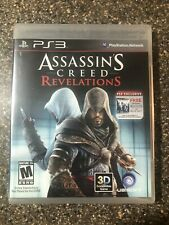 Sony PlayStation ASSASSIN'S CREED: REVELATIONS (PS3, 2011) - New Factory Sealed