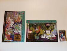 Carte Dragon Ball Jumbo Spécial PP 889 & 890 avec finissions dorure pro