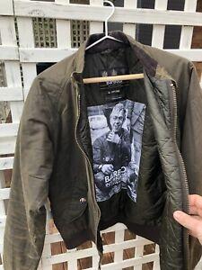 Barbour Steve Mcqueen Merchant Jacket M