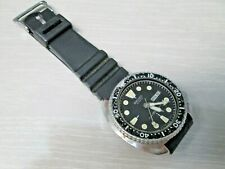 MENS Seiko DIVERS 150 METERS Automatic DAY/DATE Stainless Steel Running Watch ~A