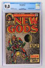 New Gods #1 - DC 1971 CGC 9.0 1st App Orion, Lightray, Metron & Kalibak!