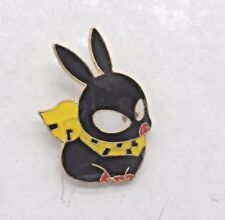NEW Ranma 1/2 P-Chan Black Pig Pin Badge
