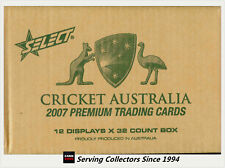 2007-08 Select Cricket Cards World Cup Hat Trick Wsc2 Adam Dale