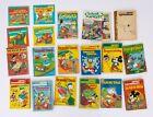 18x LOT Garfield Lucky Luke Sindbad Clever & Smart LTB Lustiges Taschenbuch