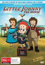 Little Johnny The Movie (DVD, 2011) All Regions Used in VGC  Kevin Bloody Wilson