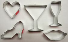 Girls Night Out / Bachelorette Party Cookie Cutter Set