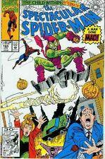 Peter Parker spectacular Spiderman # 184 (Green Goblin appearance) (Estados Unidos, 1992)