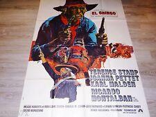EL GRINGO  ! affiche cinema western 1968