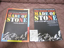 Stone Roses Made of Stone Japan Film Program Book w Flyer Ticket C86 Ian Brown