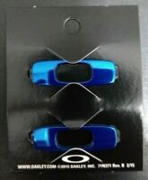 Oakley Men's Batwolf Sunglasses Replacement Icons Icon O's Logo Pair Team Blue