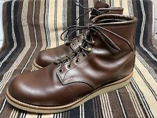 Red Wing Heritage Rover Amber Harness 2952 12D
