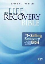 Life Recovery Bible-KJV by Tyndale House Publishers (Hardback, 2014)
