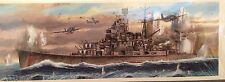 1/700 Aoshima IJN MAYA 1944 Imperial Japanese Heavy Cruiser ~ FULL HULL