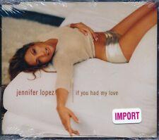 SEALED NEW CD Jennifer Lopez - If You Had My Love (EP, 5 Tracks)