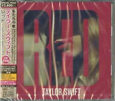 TAYLOR SWIFT-RED DELUXE EDITION-JAPAN 2 CD BONUS TRACK G00