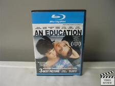 An Education (Blu-ray Disc, 2010) Peter Sarsgaard, Carey Mulligan, Lone Scherfig