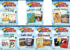 READING RAINBOW LOT OF 7 DVDs - 14 Episodes PBS kids childrens educational NEW
