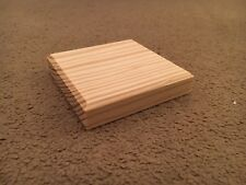 Solid Pine, Newel Cap, Fence Post, Stair Parts. Decking
