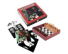 GZA Liquid Swords The Chess Box 2CD + Chess Set Deluxe Edition RARE!!!!