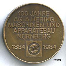 5589 - MEDAILLE DE LA FIRME HERING