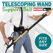 Backyard Accessories Pressure Washer Two Strap Belt Telescoping Wand Support