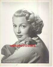 VINTAGE Lana Turner EARLY 50s MGM BEAUTY Publicity Portrait