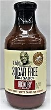 G Hughes Smokehouse Sugar Free Hickory Flavored Barbecue Sauce BBQ 18 oz