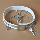 Long-term Female Stainless Steel Invisible Adjustable Chastity Device Belt Lock