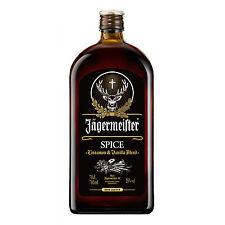 Jagermeister Spice Tinnamon & Vanilla Blend - Amaro - 70cl - Mast Jagermeister