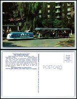 WASHINGTON DC Postcard - Sheraton Park Hotel - Train M6