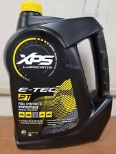 New XPS 2 Stroke Full Synthetic Engine Oil Gallon 779127 Ski-Doo Single Gallon
