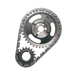 SA GEAR 73001 3 Piece Timing Chain Set Small Block Chevy V8 283 305 327 350 400