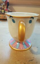Disney Parks Beauty and the Beast CHIP Teacup Ceramic Tea Mug Cup